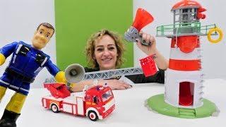 Die Wunderbox - Feuerwehrmann Sam - Wir zählen die Feuerwehrautos