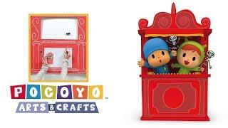 Покойо - Поделки своими руками - Кукольный театр - Обучающее видео для детей и родителей