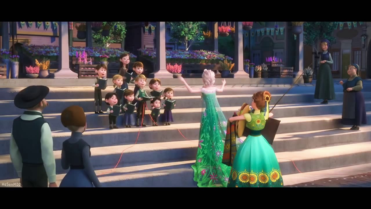 Download Frozen fever full movie in Hindi part 2