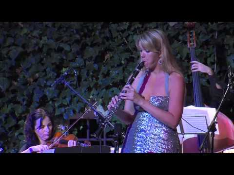 Shalom Aleichem, Bela Kovacs - Sabine Grofmeier, clarinet