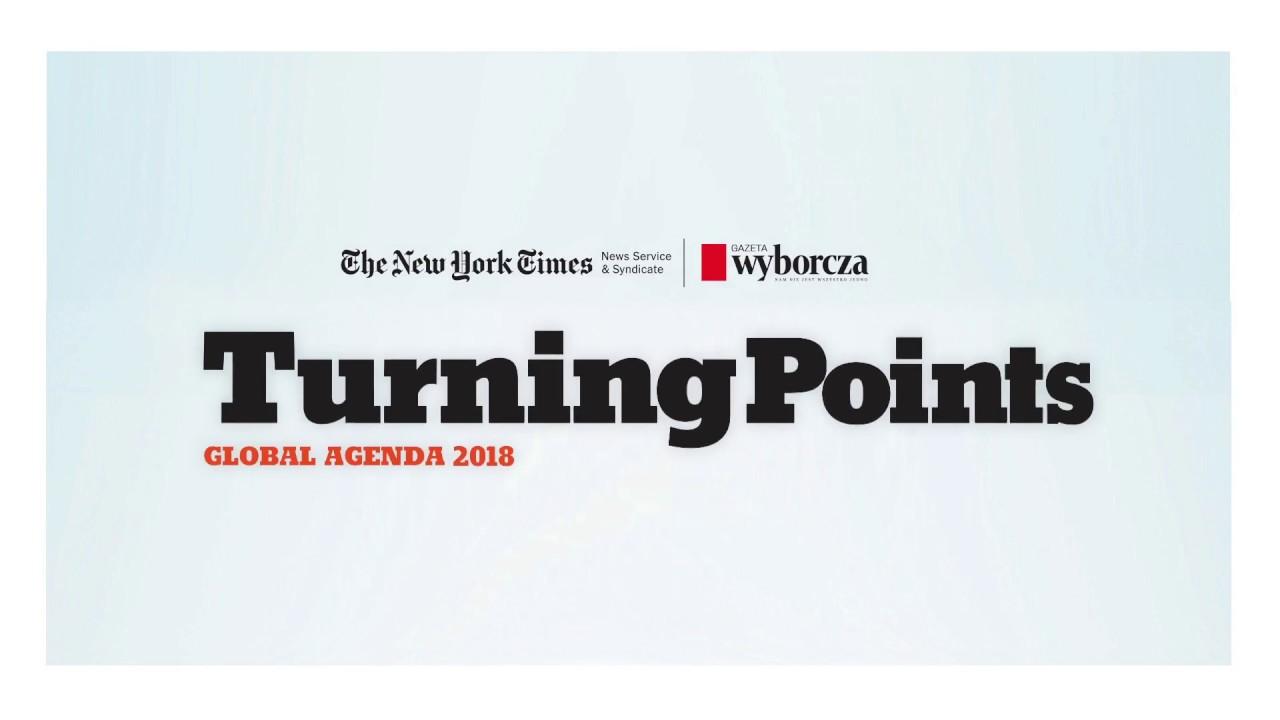 """""""Turning Points"""" – noworoczny magazyn """"Wyborczej"""" i """"New York Timesa"""""""