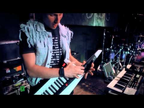 Korg All Access: Vadim of Dragonforce talks about his newest addition. The Rk100s