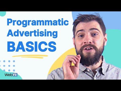 Programmatic Advertising Basics Explained in Under 4 Minutes