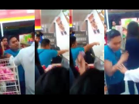 Angry Customer Throws Bread at Fastfood Cashier, Gets Hit Back with a Milkshake
