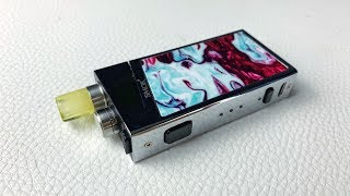 【Fogteam】SMOK Trinity Alpha 对讲机 高颜值 轻肺吸 成品网子芯【造雾评测】