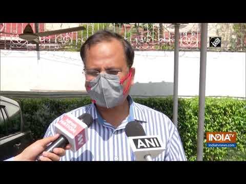 Door-to-door scanning underway in Delhi hotspots: Health Minister