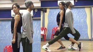 Ranbir Katrina Dance Practice For Jagga Jasoos