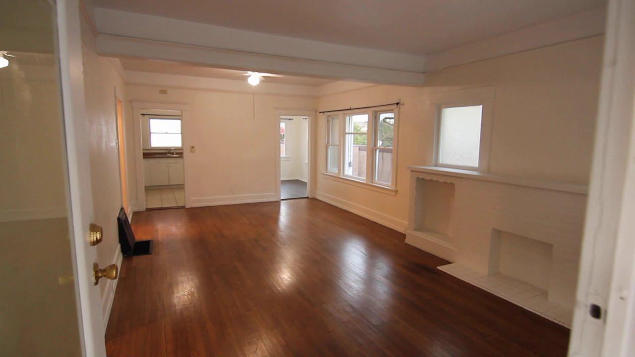 Pl9179 3 Bedroom 1 Bathroom Craftsman House For Rent Long Beach Ca Youtube