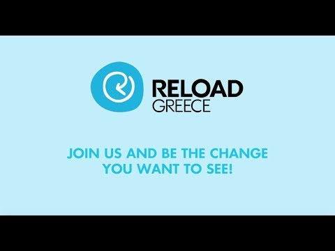Reload Greece - Building a new generation of entrepreneurs