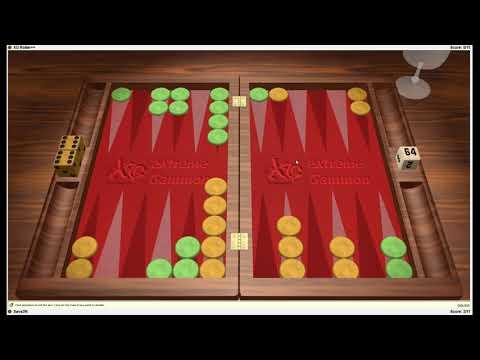 Backgammon Radio 121