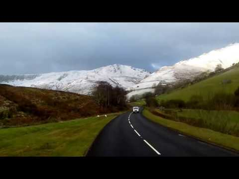 Snowdonia National Park A470