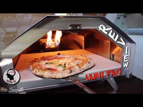 Koala wood fired pizza oven review