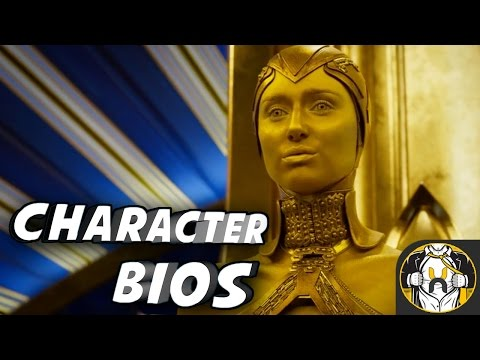 Character Bios: Ayesha | Guardians of the Galaxy Vol. 2