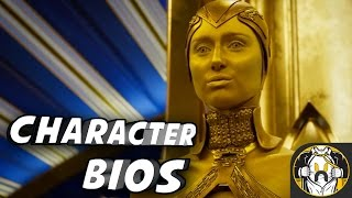 Character Bios: Ayesha | Guardians of the Galaxy Vol. 2