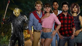 WELCOME TO CAMP TROLL! | Friday The 13th The Game