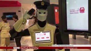 Click  Робот полицей   BBC Kyrgyz