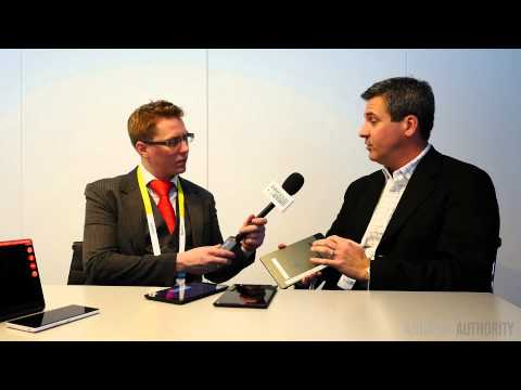 Interview with Intel at CES 2015