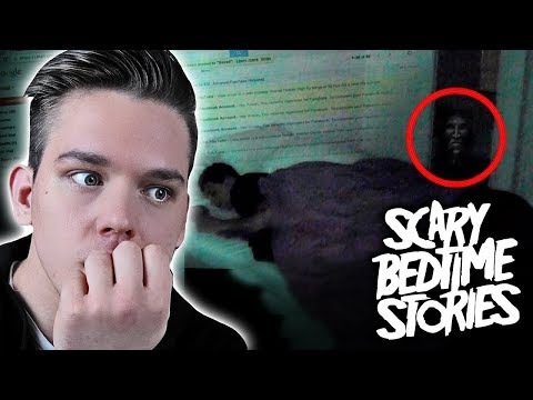 SCARY BEDTIME STORIES / Paraliza sna i paranormalne aktivnosti