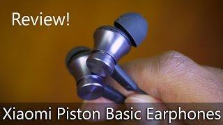 Best Budget Earphones under 500Rs | Xiaomi Mi Piston Basic Earphones Review!