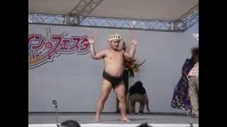 いわきサンシャイン・フェスタ 舞踊祭、グルメ、物産展.