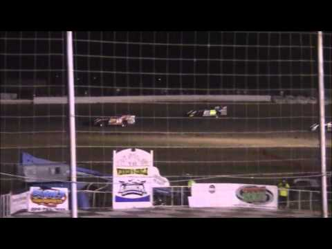 IMCA Modifieds at Lubbock Speedway 8-7-15