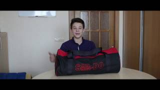 Обзор спортивной сумки от клуба SHIN -DO