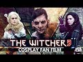 "Witcher 3 Ciri & Yennefer Cosplay Fan Film - ""Sorrow's Keep"""