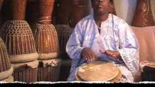 Djembe Drum Lesson. Learn 'Sama' Djembe Rhythm with Master Drummer Lamin Jassey(Get 3 FREE lessons instantly from http://www.DjembeDrummingLessons.com / Contact Lamin direct on +44 (0)7923 354 914 - he loves to hear from fellow ..., 2008-09-05T18:46:54.000Z)