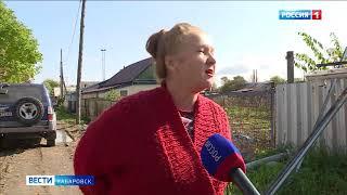 Вести-Хабаровск. Продвижение гребня паводка