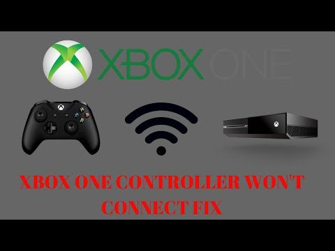 Xbox One Controller Won't Connect Fix