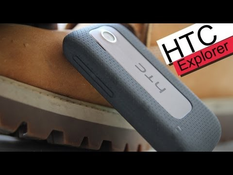 Обзор HTC Explorer