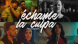 Échame La Culpa (The Megamix) - C. Cabello · J. Bieber · S. Mendes & More (T10MO)