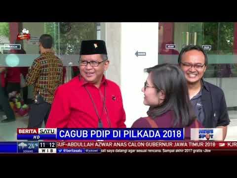 PDIP Tunjuk Gus Ipul Jadi Cagub Jatim