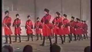 "ГАНТ ""Алан""_""Ингушский танец""_1987г."
