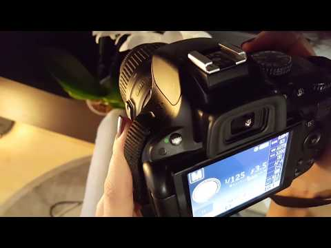 Настройка фотоаппарата в ручном режиме. Выдержка. Диафрагма. ISO. Никон D5100