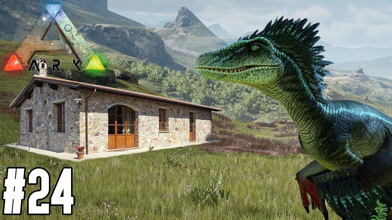 Ark survival evolved das große schlachten haus vollendung 24