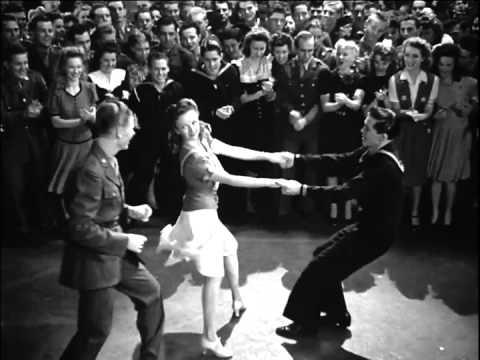 Jean Veloz in Swing Fever