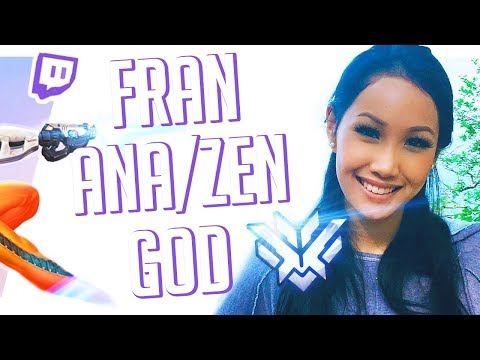 FRAN BEST STREAM MOMENTS! TOP 500 INSANE ANA/ZEN | Twitch Here