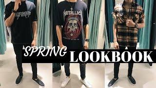 Spring Lookbook - MEN