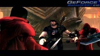 Brutal Legend (GeForce 210 + E6550) PC Gameplay HD