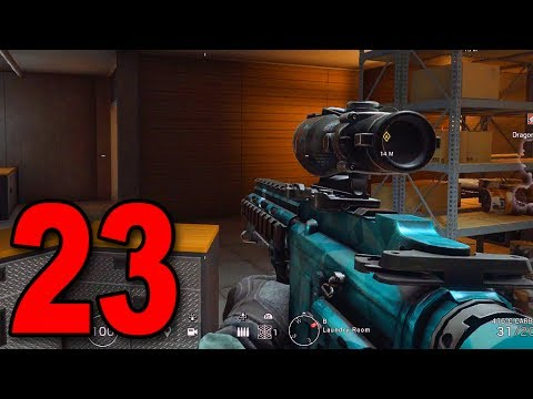Rainbow Six Siege - Part 23 - JAGER