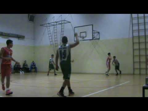 KK Sedmica - KK Mega Basket II Kolo Kadetske lige 13/10/17