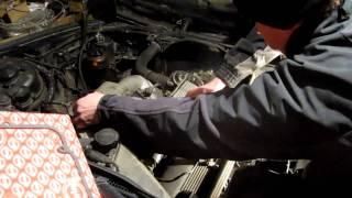 Заводка двигателя без ДМРВ