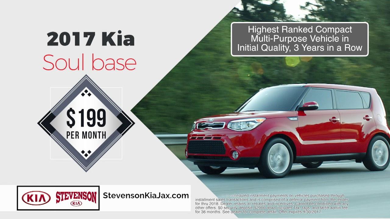 Delightful Stevenson Kia Jacksonville   Test Drive The 2017 Kia Soul!