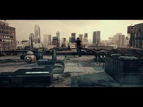 The RoofTop SuperHero Landing 3D Set Extension VideoCopilot CGI