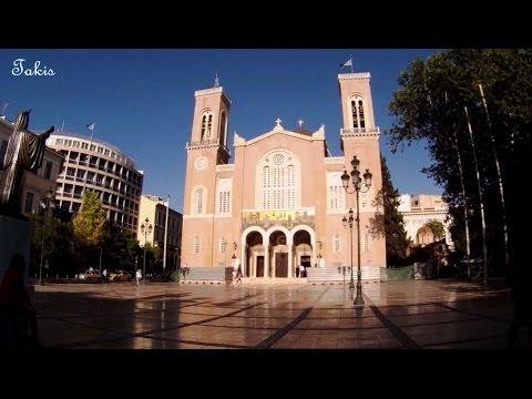 Exploring Athens – A walk in city's center