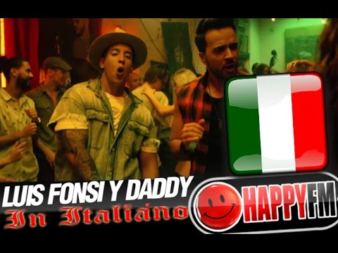 🔴 Despacito in ITALIANO 2017 - (Italian Version Matteo Bellu)