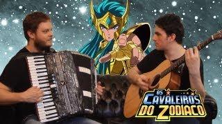 Pegasus Fantasy, a abertura do Cavaleiros do Zodíaco em uma versão sertaneja com o Fábio Lima, mais conhecido como GuitarGamer. Canal do Fábio Lima: ...