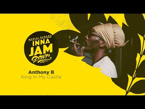 Anthony B - King In My Castle [ Inna Jamdown ]