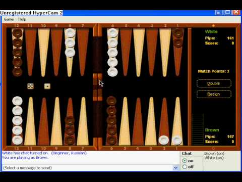 Backgammon Casino Game - Try the Online Game for Free Now
